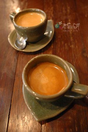 Café Verlet espresso