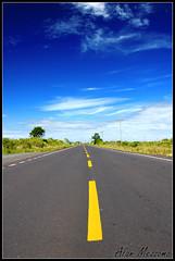 Road To Nowhere photo by Alan Mezzomo