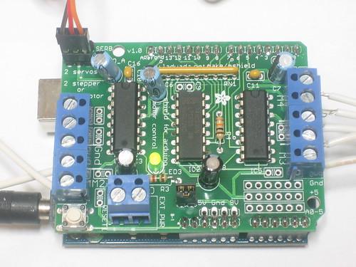 Analog Motor Control Driver