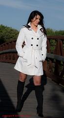 Model Tanya photo by Tex Texin