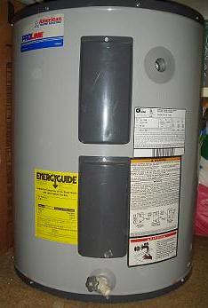 Brands under American Water Heater Co. include American PROLine, sold through the plumbing wholesale channel.