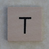 Wooden Tile T
