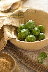 brussel sprouts photo by mwhammer