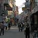 Nepal - Kathmandu - 001 - streets of Thamel