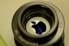 Apple (custom Aperture disk) (by detch*)