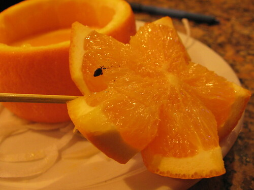 Carved Orange, Rusans, Atlanta