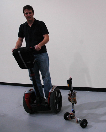 Segway and Gizmo
