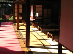 Japanese old style house interior design / 和室(わしつ)の内装(ないそう) photo by TANAKA Juuyoh (田中十洋)