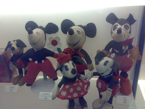 United Nations of Mickey Mouse