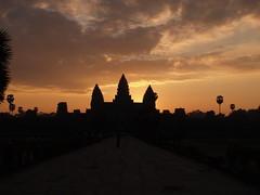 Angkor Wat / sunrise#1