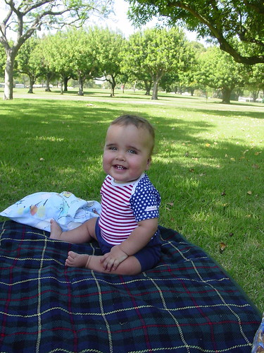 Fourth of July 2005-1st Year Timmy