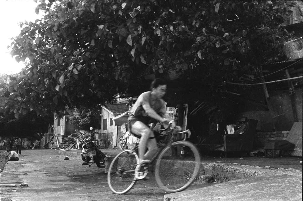 淡水河邊1989/07