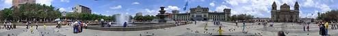 Parque Central Guatemala