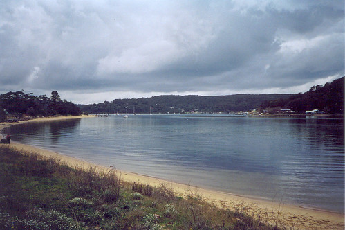 Hardy's Bay from Ettalong