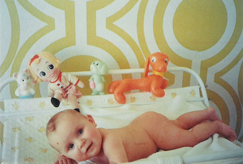 naked baby
