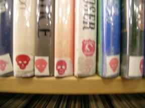 library skulls