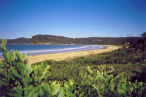 Along Umina Beach To Patonga Ridge