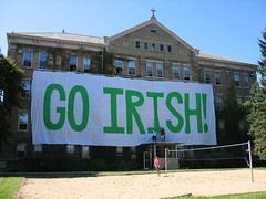 Carroll Hall banner