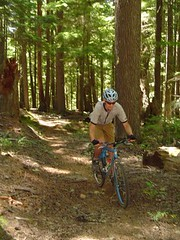 Timothy Lake MTB Ride