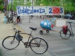 Pedalpalooza kick off parade 2005