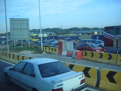More Traffic and Road Construction