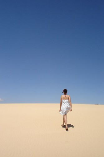 Desert and Sky (III)