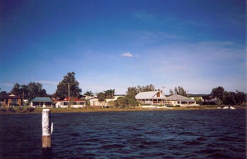 Davistown houses