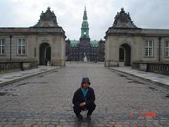 Christianborg Palace, Copenhagen, Denmark