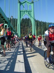 Bridge Pedal, 2005. Portland OR