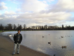 Kensington Park, London, UK