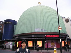 Madame Tussaud's and Planetarium, London, UK