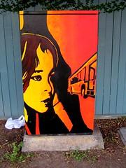 Holland Park West TSB art