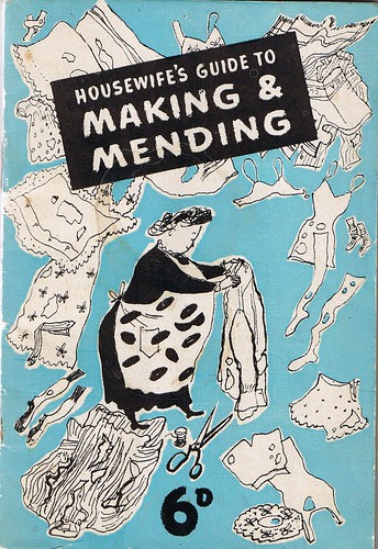 Making and Mending Booklet
