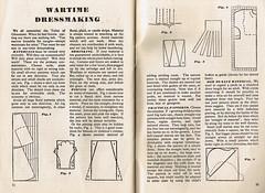 Wartime Dressmaking