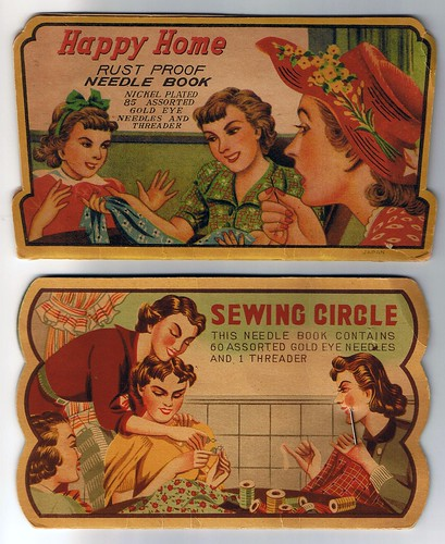 Vintage Needle Cards