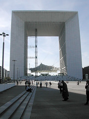 La Grande Arche, La Défense, Paris, France