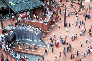 Pioneer Courthouse Square, Portland, OR