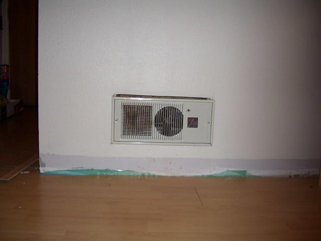 Wall Heaters - Electric Wall Heaters - Fan Forced Wall Heater
