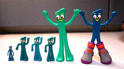 gumby_evolution