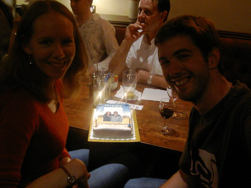 Us and the Cake