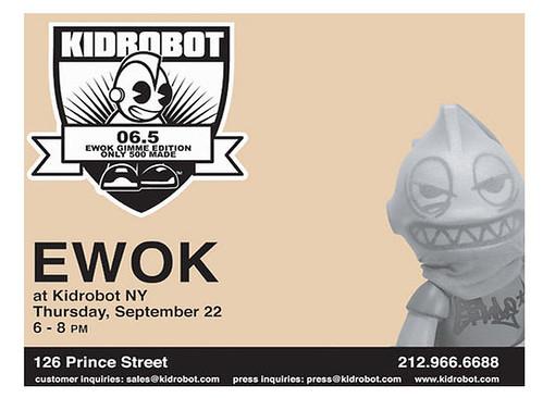 kidrobot_ewok