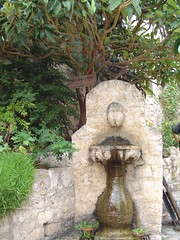 Eze's Only Fountain