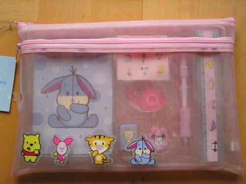 Winnie the Pooh i amics, estil japonés