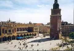 Market Square, Kraków, Poland