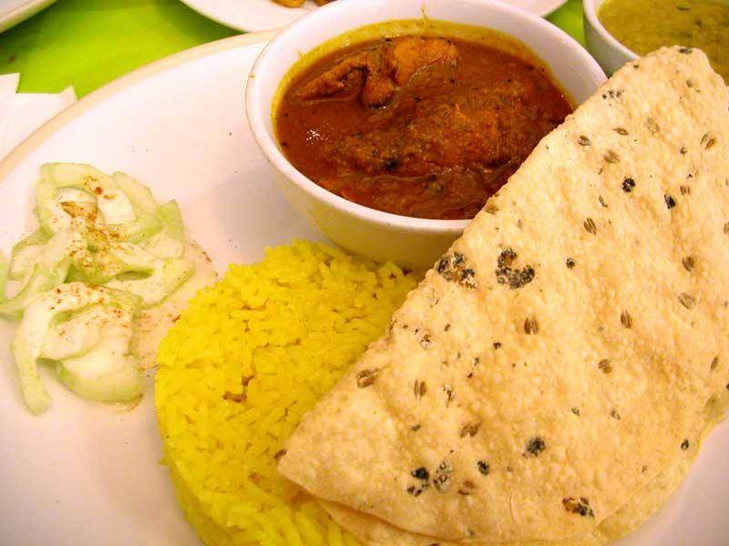 longrain chicken makhani