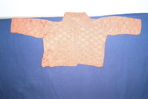 Cotton Baby Sweater