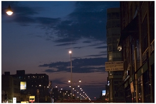 Randolph Street Skyline