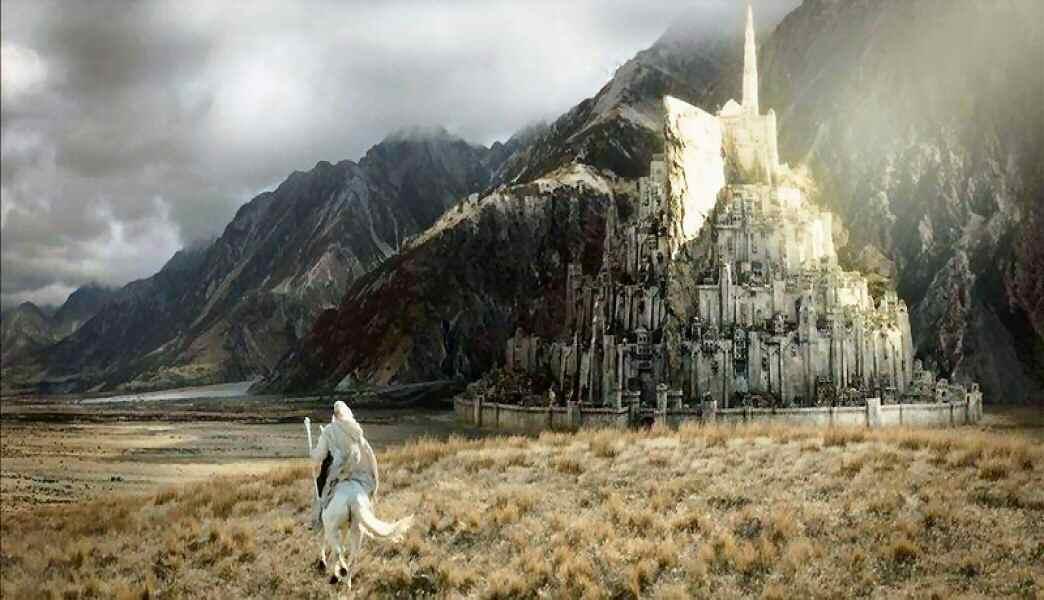 la ciudad de los reyes de lejos