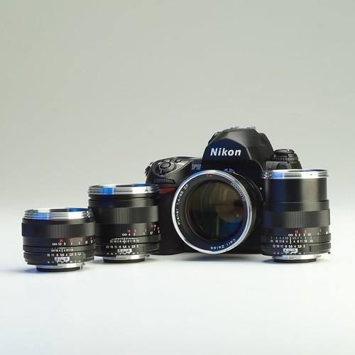 New ZEISS Lenses for Nikon SLR cameras