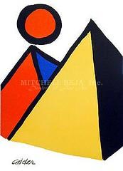 Dark Pyramid - Calder